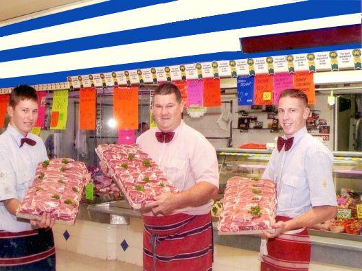 Gary Richards Whale City Factory Bulk Meats