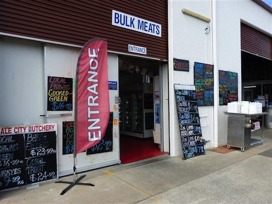 Hervey Bay Butcher Retail
