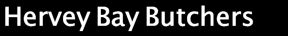 Hervey Bay Butchers logo